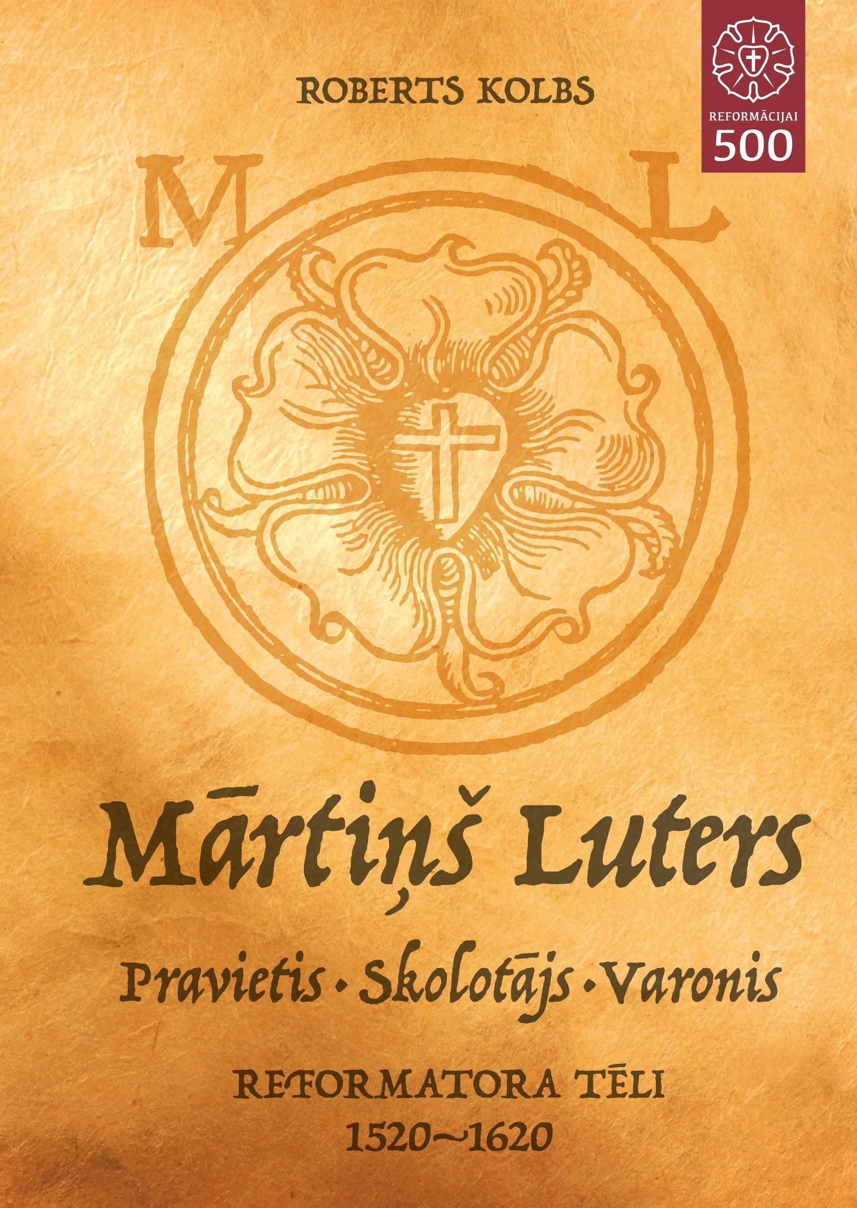 Roberta Kolba pētījums par Mārtiņa Lutera tēliem