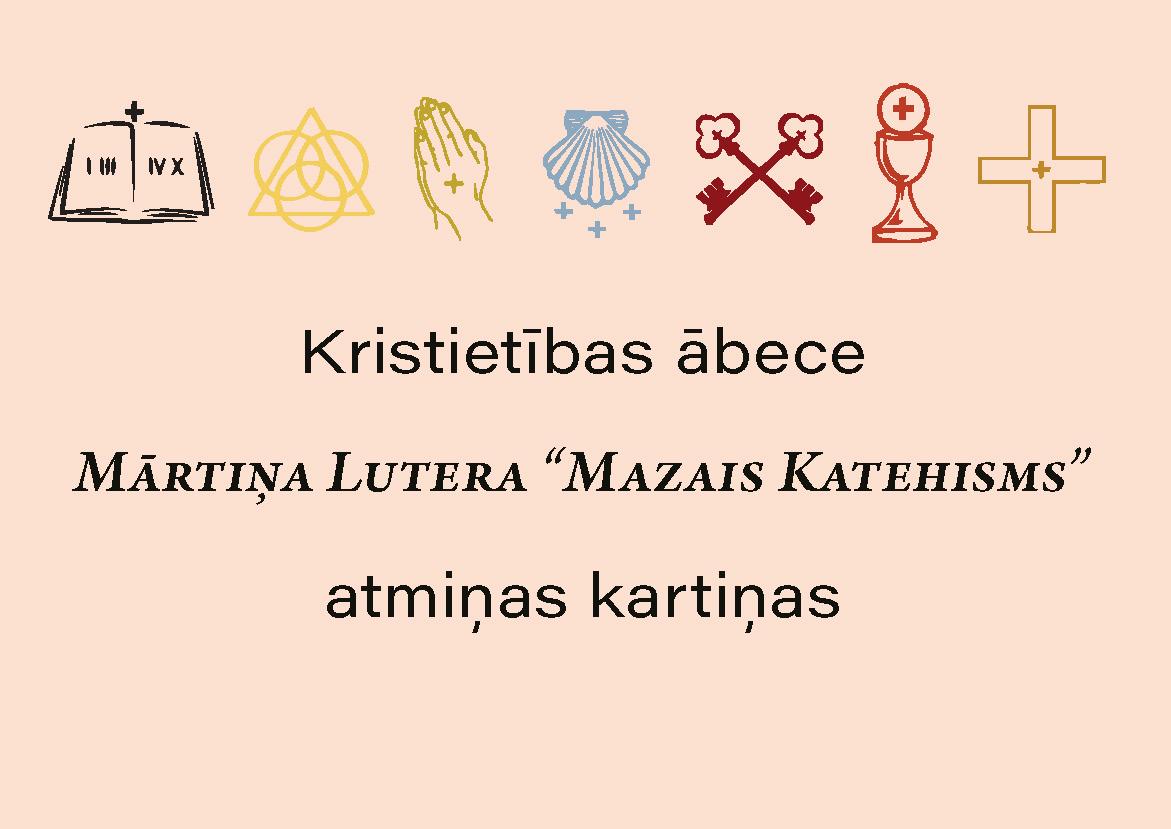 Mazā Katehisma atmiņas kartiņas