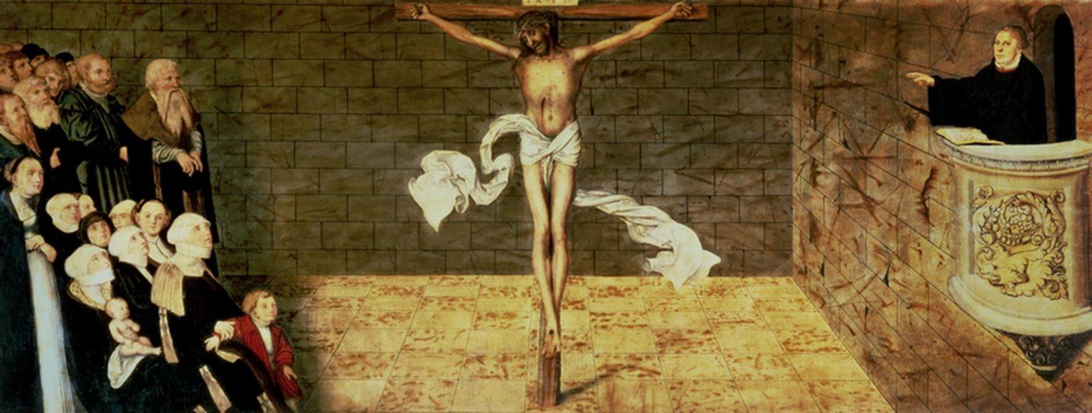 Lutera septiņi Invocavit sprediķi