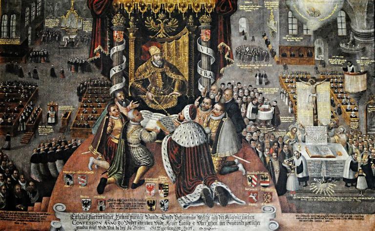 Augsburgas ticības apliecība